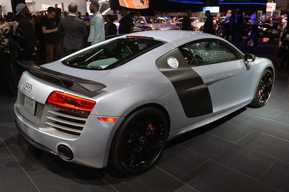 Salonul Auto de la Los Angeles 2014: Audi R8 Competition