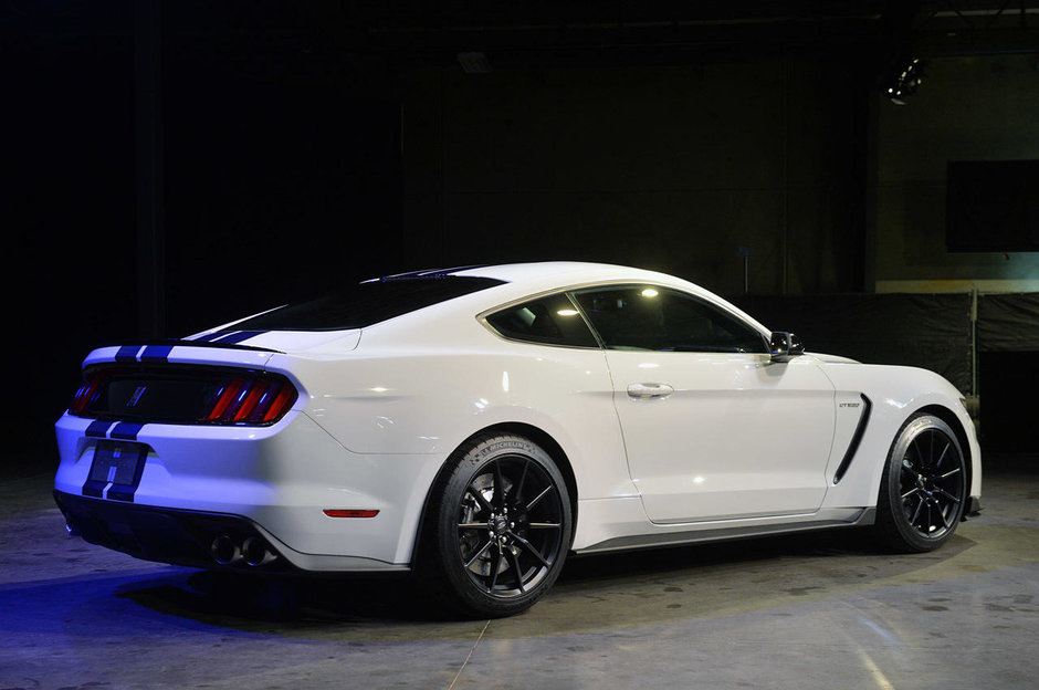 Salonul Auto de la Los Angeles 2014: Shelby GT350
