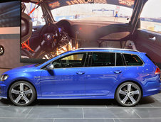 Salonul Auto de la Los Angeles 2014: VW Golf R Variant