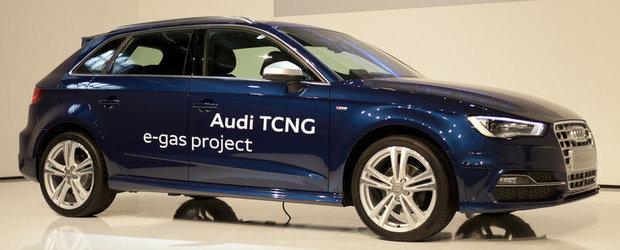 Salonul Auto de la Paris 2012: Audi ne face cunostinta cu noul A3 Sportback