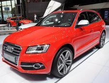 Salonul Auto de la Paris 2012: Audi SQ5 TDI