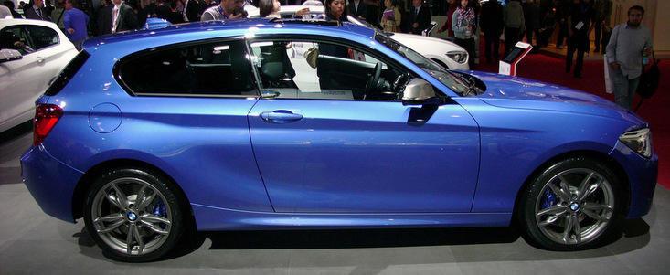 Salonul Auto de la Paris 2012: BMW M135i primeste sistemul de tractiune integrala xDrive