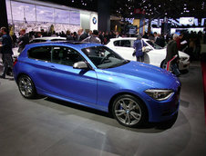 Salonul Auto de la Paris 2012: BMW M135i xDrive