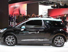 Salonul Auto de la Paris 2012: Citroen DS3 Electrum