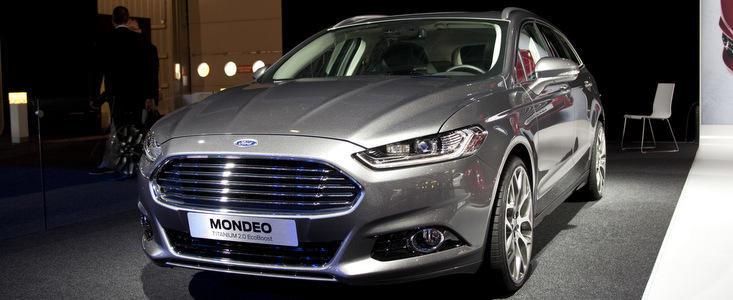 Salonul Auto de la Paris 2012: Ford Mondeo se incrunta la concurenta
