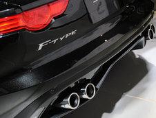 Salonul Auto de la Paris 2012: Jaguar F-Type