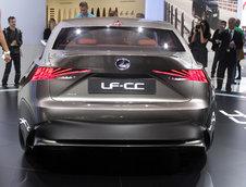 Salonul Auto de la Paris 2012: Lexus LF-CC Concept