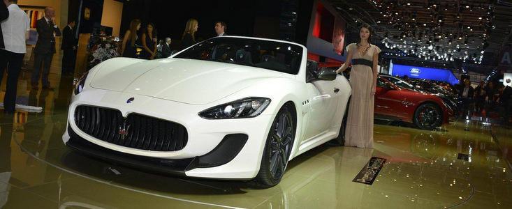 Salonul Auto de la Paris 2012: Maserati GranCabrio MC este noua bijuterie a coroanei modeneze