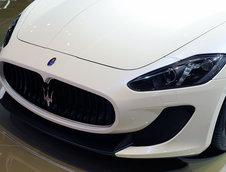 Salonul Auto de la Paris 2012: Maserati GranCabrio MC