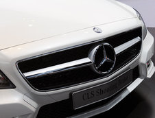 Salonul Auto de la Paris 2012: Mercedes CLS Shooting Brake