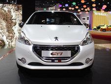 Salonul Auto de la Paris 2012: Peugeot 208 GTI