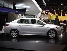 Salonul Auto de la Paris 2012: Peugeot 301