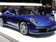 Salonul Auto de la Paris 2012: Porsche Carrera 4