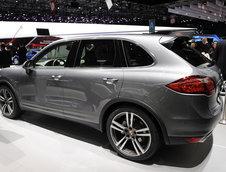 Salonul Auto de la Paris 2012: Porsche Cayenne S Diesel