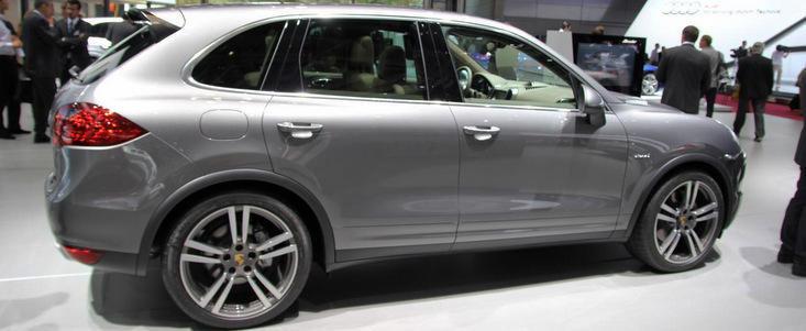 Salonul Auto de la Paris 2012: Porsche dezvaluie noul Cayenne S Diesel