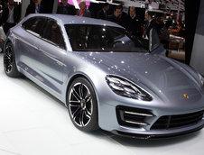 Salonul Auto de la Paris 2012: Porsche Panamera Sport Turismo