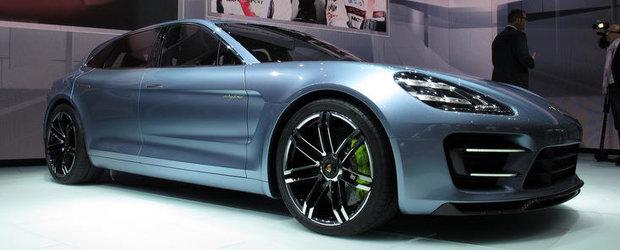 Salonul Auto de la Paris 2012: Porsche Panamera Sport Turismo reprezinta intruchiparea perfectiunii