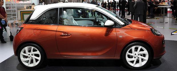 Salonul Auto de la Paris 2012: Premiera mondiala pentru noul Opel ADAM