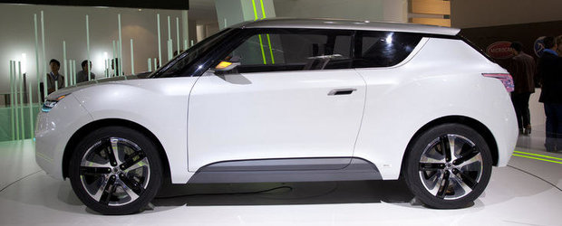 Salonul Auto de la Paris 2012: SsangYong a prezentat conceptul e-XIV