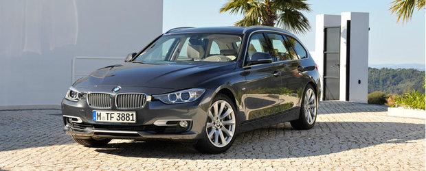 Salonul Auto de la Paris 2012 - standul BMW