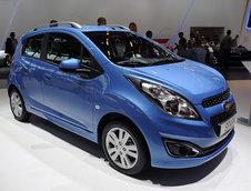 Salonul Auto de la Paris 2012: Trax si Spark Facelift, atractiile standului Chevrolet