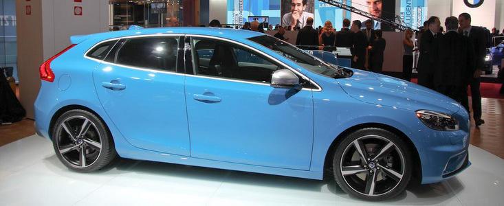 Salonul Auto de la Paris 2012: Volvo V40 R-Design pune pe jar concurenta germana