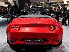 Salonul Auto de la Paris 2014: Mazda MX-5