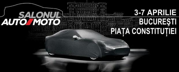 Salonul Auto Moto 2013 - Bucuresti, 3 - 7 aprilie