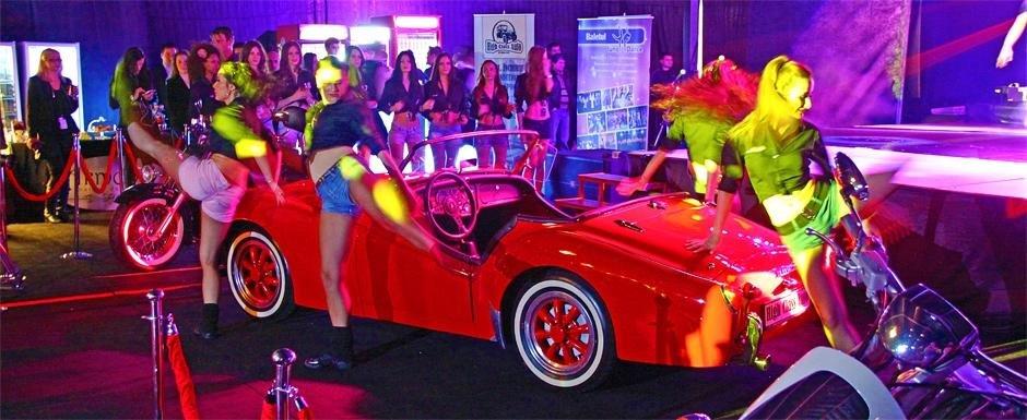 Salonul Auto-Moto Bucuresti 2013: absolut tot ce vei vedea in interior - TUR VIDEO