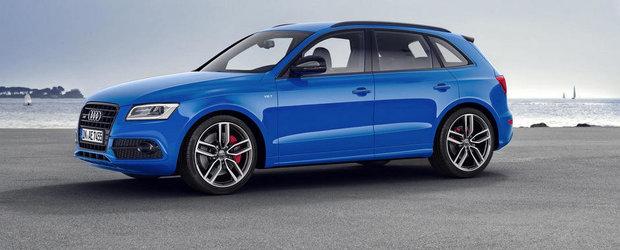 Salonul de la Frankfurt 2015: Audi SQ5 TDI imbratiseaza trendul Plus