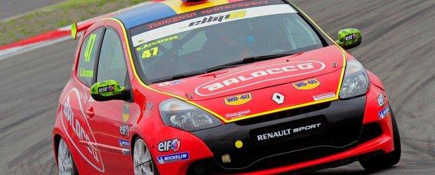 Salvatore Arcarese, lipsit de sansa la Nurburgring