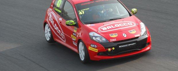 Salvatore Arcarese: Monza, Renault Clio Cup Italia