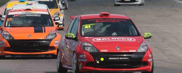 Salvatore Arcarese, start In a treia etapa a Clio Cup Spania