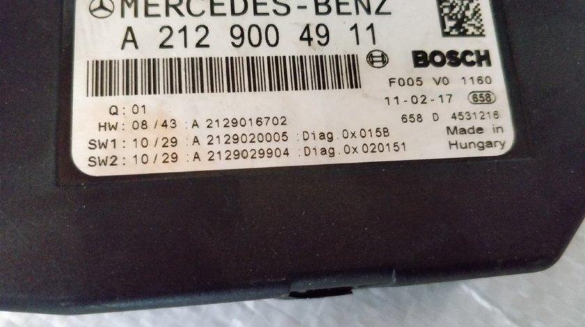 Sam fata Mercedes W212 W207 W218 W204