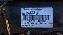 Sam spate Mercedes C Class W203 Cod: 003 545 51 01