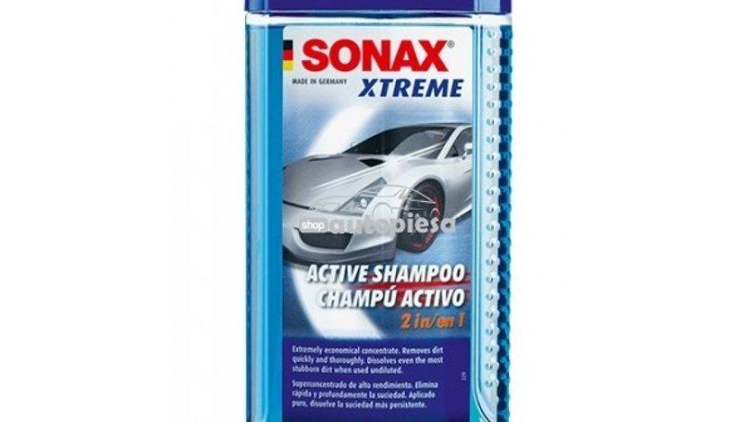 Sampon auto SONAX Xtreme Active Shampoo 2 in 1 500 ml SO214200 piesa NOUA