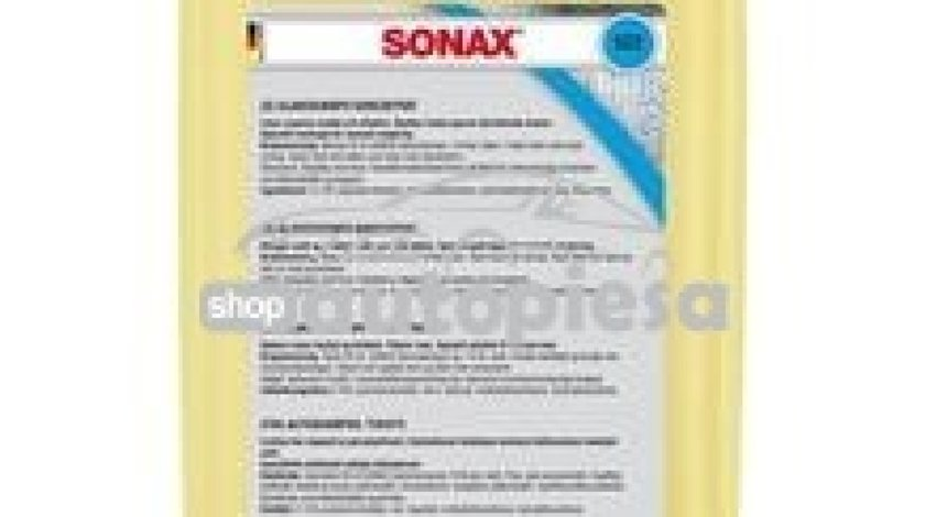 Sampon concentrat pentru luciu SONAX 25 L SO522705 piesa NOUA