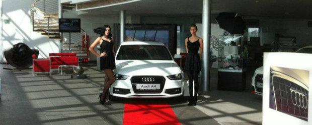 Saptamana noului Audi A4 la MIDOCAR Vitan - l-am testat si noi!