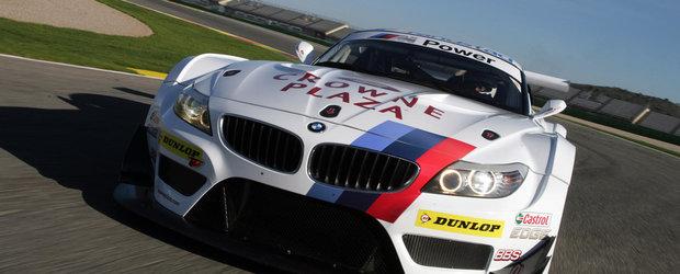 Sapte modele BMW Z4 GT3 iau startul in cursa de 24 de ore de la Spa