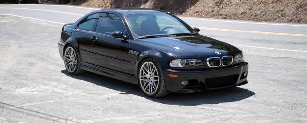 Sase motive pentru a cumpara chiar acum un BMW M3 E46
