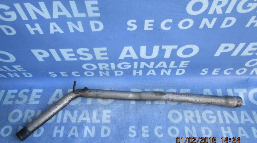Saxofon Renault Kangoo (teava intermediara)