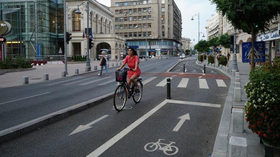 Scapam de aglomeratie in Bucuresti! 240 de kilometri cu piste de biciclete urmeaza sa fie construiti!