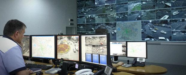 Scapam de aglomeratie? Noul Centru de Control al traficului poate schimba de la distanta culoarea semafoarelor din Bucuresti