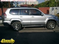 SCARI LATERALE TOYOTA LAND CRUISER 2005 J12
