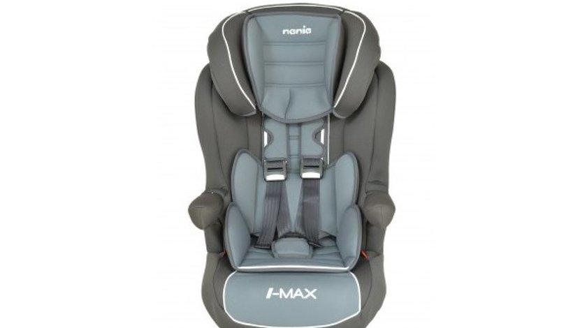 SCAUN AUTO NANIA I-MAX SP LUXE ISOFIX 1-2-3 (9-36kg) NANIA 960003 <br>