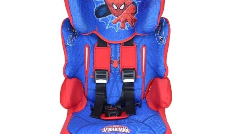 SCAUN AUTO NANIA SPIDER MAN 1-2-3 (9-36KG) NANIA 299255 <br>