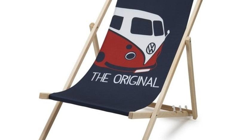 Scaun Camping Oe Volkswagen Classic Albastru Inchis 7E0069635