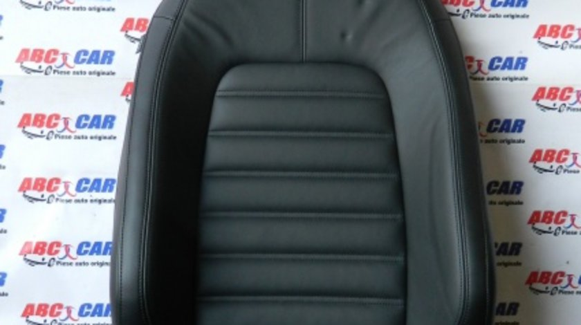 Scaun dreapta din piele cu memorie full electric VW Passat B7