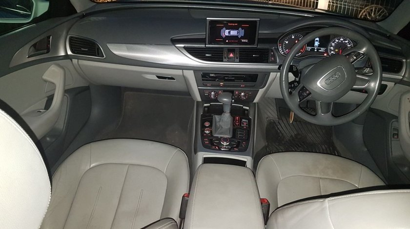 Scaune fata Audi A6 4G C7 2012 variant 2.0 tdi