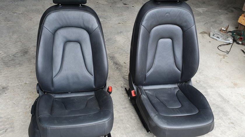 Scaune interior piele AUDI A4 B8 2010 2011 2012 2013